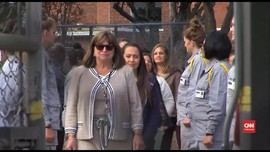 VIDEO: 462 Narapidana di AS Dibebaskan