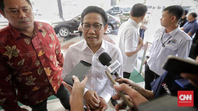 Seorang pendeta berniat menjajakan minyak penangkal corona di acara yang dihadiri Menteri Desa PDTT Abdul Halim Iskandar di Maluku.