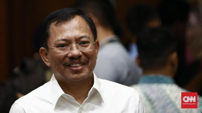 Mantan Menkes Terawan mengungkap hasil uji klinis I vaksin Nusantara yang ia prakarsai meunjukkan hasil baik dan aman.