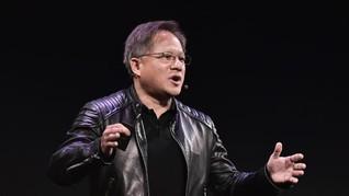 Geser Pablo Isla, CEO NVidia Jensen Huang Jadi CEO Terbaik