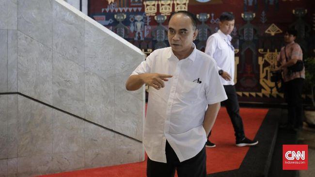 Wakil Menteri Desa, Pembangunan Daerah Tertinggal, dan Transmigrasi Budi Arie Setiadi. Jakarta, Selasa, 5 November 2019.