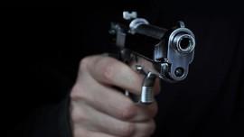 Polisi Diduga Pelaku Penembakan di Kafe Cengkareng