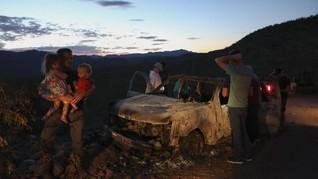 Aparat Meksiko Tangkap Bos Kartel yang Bantai Satu Keluarga