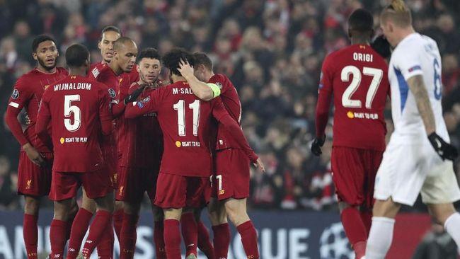 Hasil pertandingan Liga Champions pada Rabu (6/11) dini hari berakhir penuh warna. Liverpool berhasil meraih kemenangan sementara Inter Milan kembali merana.
