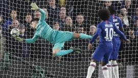 Kepa Biang Kerok Chelsea Gagal Kalahkan Arsenal