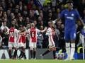Ajax Unggul 3-1 atas Chelsea di Babak Pertama