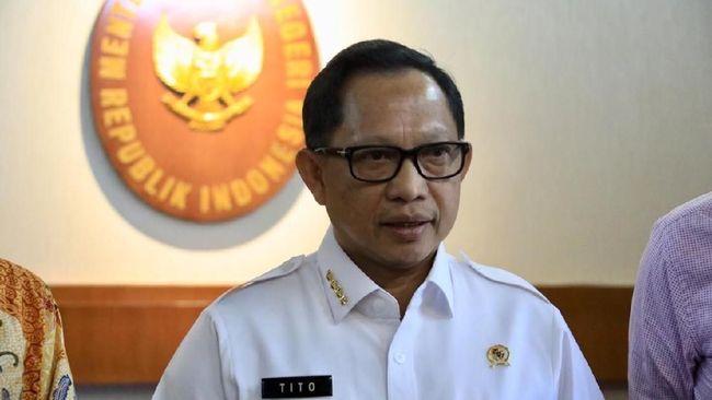 Mendagri Tito Karnavian tidak setuju dengan penggunaan istilah desa fiktif atau desa siluman, sebelum ada bukti hasil investigasi.