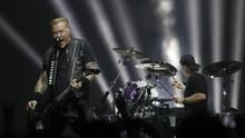 Metallica Donasikan Rp3,7 M untuk Tanggulangi Kebakaran AS