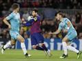 Hasil Liga Champions: Barcelona Diimbangi Slavia Praha