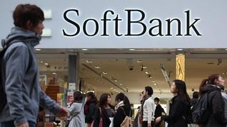 SoftBank Rugi Rp187 T Gara-gara Salah Investasi