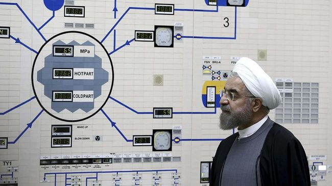 AS menyatakan keputusan Iran menaikkan tingkat pengayaan uranium hingga 60 persen sebagai bentuk provokasi.