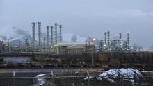 Ledakan di Fasilitas Nuklir Iran, Diduga karena Israel