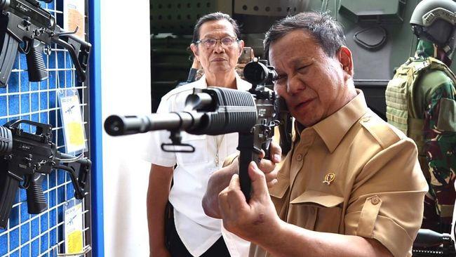 Rapat kebijakan umum antara Komisi I DPR dan Menhan Prabowo Subianto, Senin (11/11), digelar terbuka, sementara untuk bahasan rahasia negara digelar tertutup.