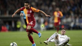 Hasil Liga Europa: Galatasaray Kalahkan Lazio 1-0