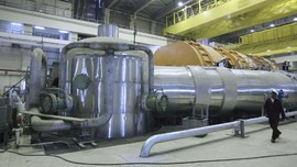 Rusia Minta Iran Tahan Diri Produksi Logam Uranium