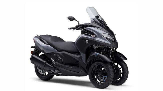 Cecar Honda, Yamaha Tampilkan Tiga Motor Baru di Milan