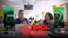 VIDEO: Prediksi Liverpool vs Manchester City di Liga Inggris