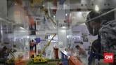 Pameran konstruksi digelar di JI Expo Kemayoran 6-8 November 2019.