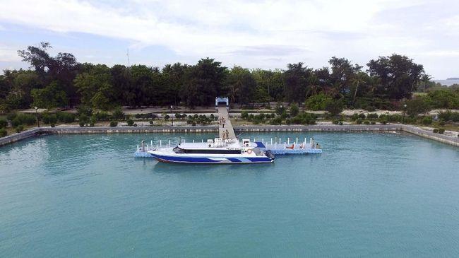 Pemprov DKI Jakarta telah menambahkan armada kapal antarpulau sebanyak 6 unit kapal cepat menuju Kepulauan Seribu.