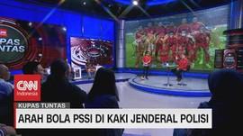 VIDEO: Iwan Bule Jawab Tantangan Pimpinan PSSI (5/7)