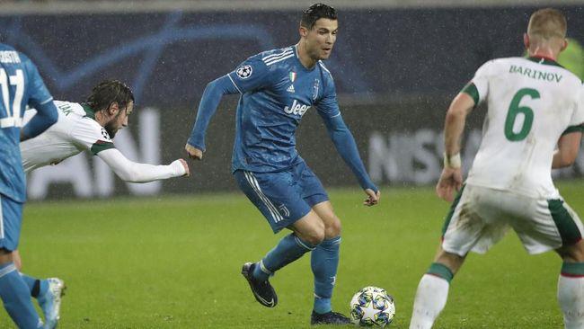 Lionel Messi dan Cristiano Ronaldo masih tumpul di Liga Champions 2019/2020, masing-masing baru mencetak satu gol.