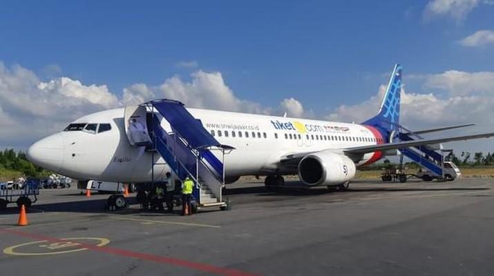 Sriwijaya Air (Dok. AP II)