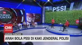 VIDEO: Iwan Bule Jawab Tantangan Pimpinan PSSI (7/7)