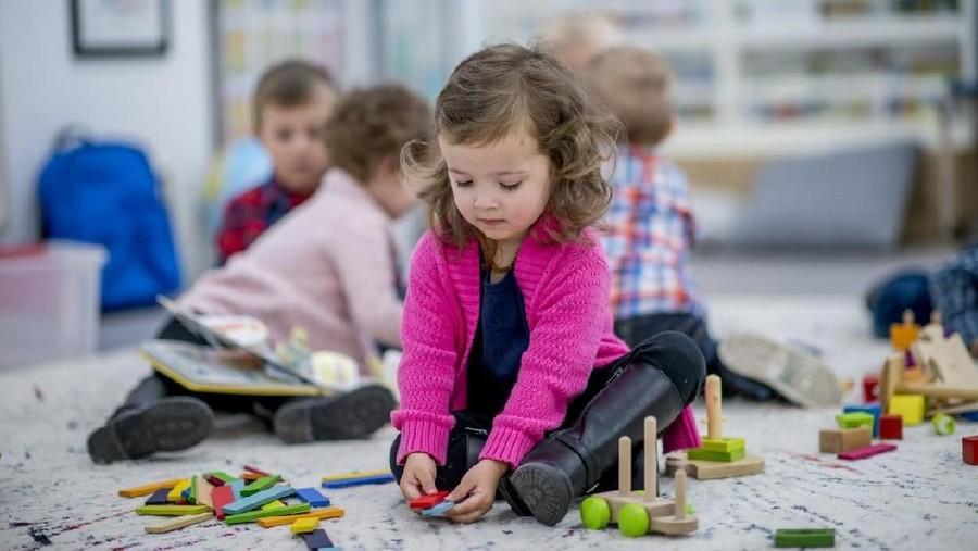 Cek Bunda, Ciri-ciri Anak Siap Masuk Preschool