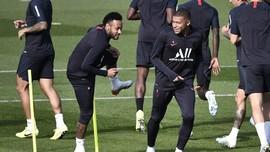 Petit Takut Mbappe 'Tertular' Neymar