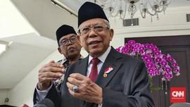 Ma'ruf: Wakil Panglima TNI Tak Langgar Efisiensi Birokrasi