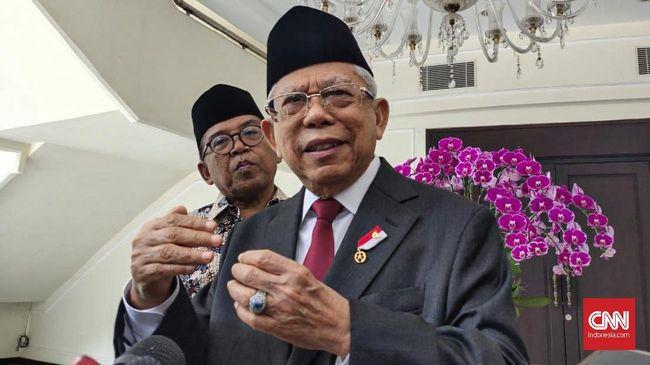 Wakil Presiden Ma'ruf Amin meminta agar ceramah-ceramah di rumah-rumah ibadah tidak menimbulkan permusuhan satu terhadap yang lain.