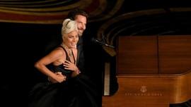Lady Gaga Jawab Rumor Asmara dengan Bradley Cooper