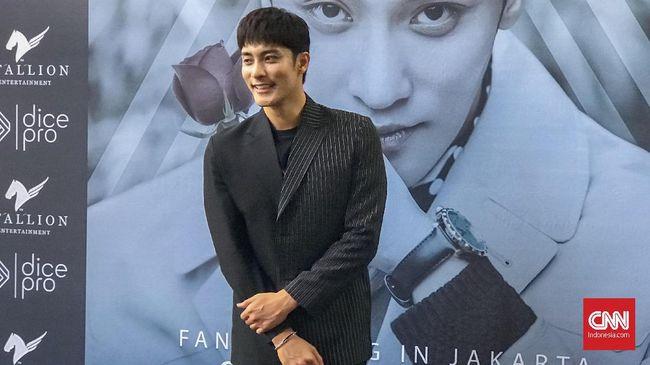 Aktor Sung Hoon mengatakan akan tampil dan bersenang-senang maksimal saat menyapa penggemar di Jakarta, Indonesia, akhir pekan ini.