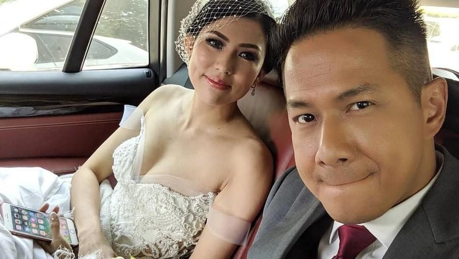 4 Fakta Pasca Menikah Delon Thamrin dan Aida Chandra
