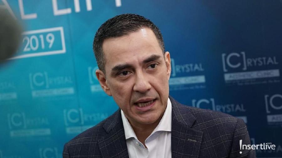 Jarang Muncul di TV, Ferdy Hasan Fokus Merintis Perusahaan IT