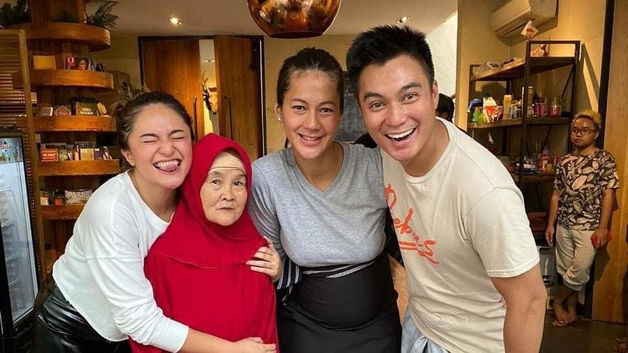 Rencana Baim Wong Ajak Marshanda Bikin Konten Dihadang Ibu Mertua