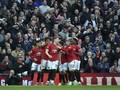 Hasil Liga Inggris: MU Hajar Brighton & Hove Albion 3-1