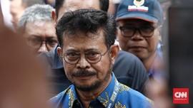 Jokowi Tunjuk Mentan Jadi Plt Menteri KKP Gantikan Luhut