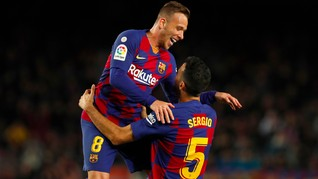 Didenda Barcelona, Arthur Telat Gabung Juventus
