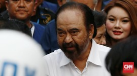 Surya Paloh Prihatin Gejolak Demokrat Berujung KLB