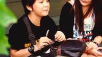 <div>Pria kelahiran 22 Mei 2001 ini sejak kecil udah sering tampil di layar kaca. (Foto: Instagram/ @prillylatuconsina96)</div><div></div>
