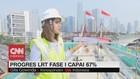 VIDEO: Progres LRT Fase I Capai 67 Persen