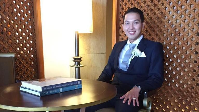 Ini dia enam potret ganteng Raymond Gunawan, adik bungsu Sandra Dewi yang jarang terekspos