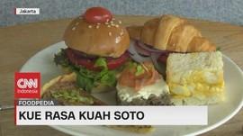 VIDEO: Mencicipi Dessert Unik Perpaduan 2 Budaya