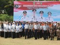 Ganjar Peringati Hari Pahlawan di Desa Makam Tentara Pelajar