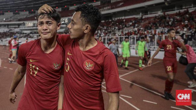 Pelatih Fakhri Husaini mengaku berat meninggalkan Timnas Indonesia U-19 usai mengantarkan Garuda Nusantara ke putaran final Piala Asia U-19 2020.