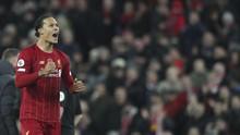 Van Dijk Pernah Nyaris Meninggal Sebelum Gabung ke Liverpool