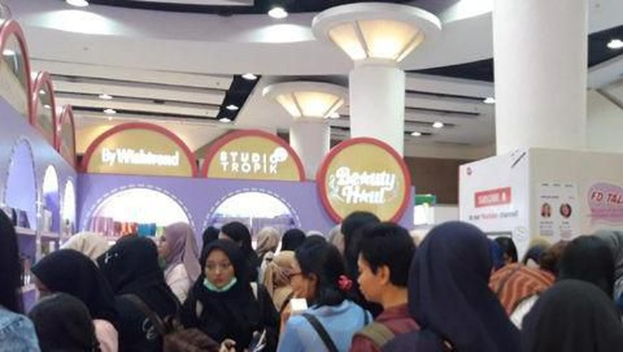Kemeriahan Beauty Enthusiast di Female Daily 'Surabaya X Beauty'
