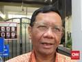 Mahfud: Timbun Masker saat Wabah Corona Kejahatan Ekonomi