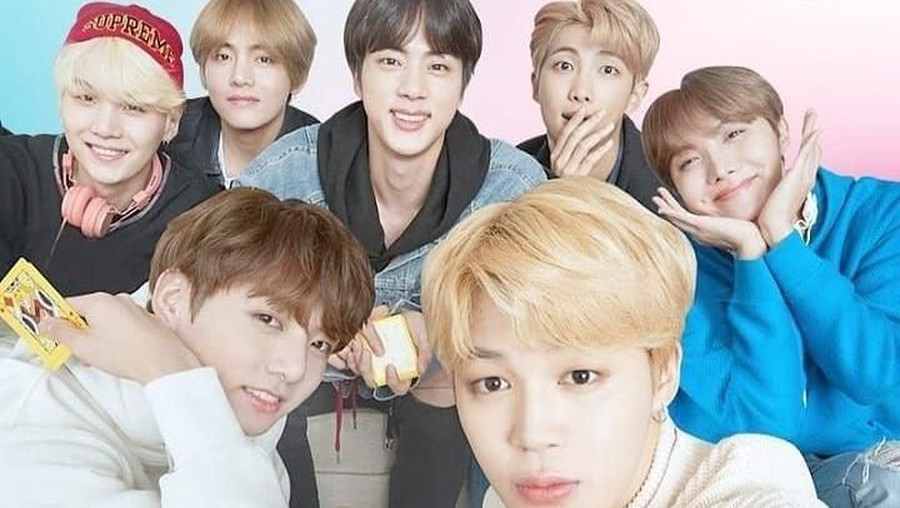 Kalahkan EXO, BTS Raih Penghargaan Favorite Social Artist AMAs 2019
